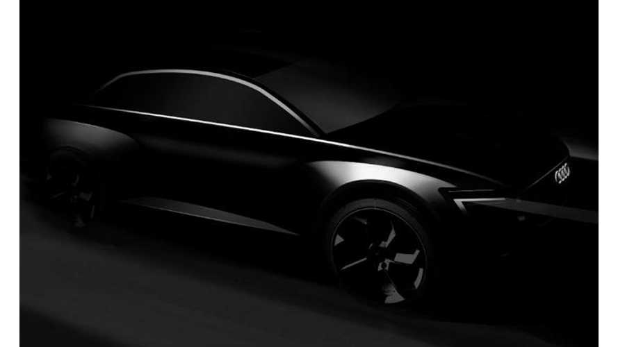 Audi Confirms 2018 Arrival Of Electric SUV