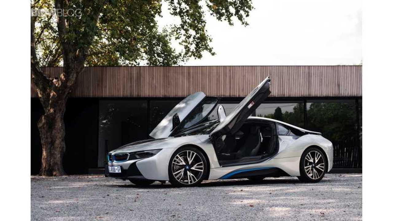 Dealer Markups Begin To Disappear On BMW i8