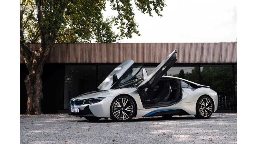 Dealer Markups Begin To Disappear On BMW i8