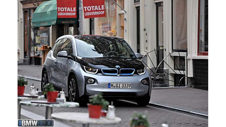Fair And Balanced TTAC Video Review Of BMW i3 REx?
