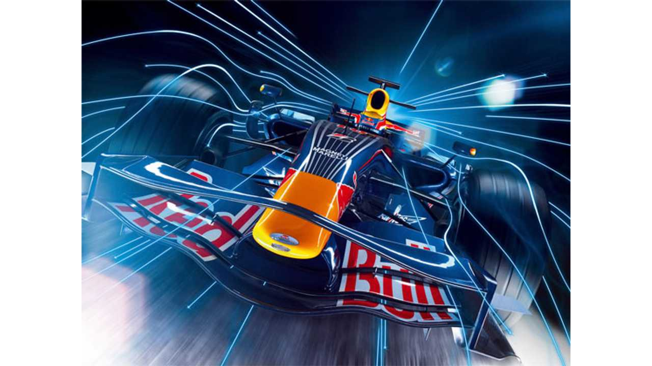 Red Bull Racing Team Readying Electric Road Car?