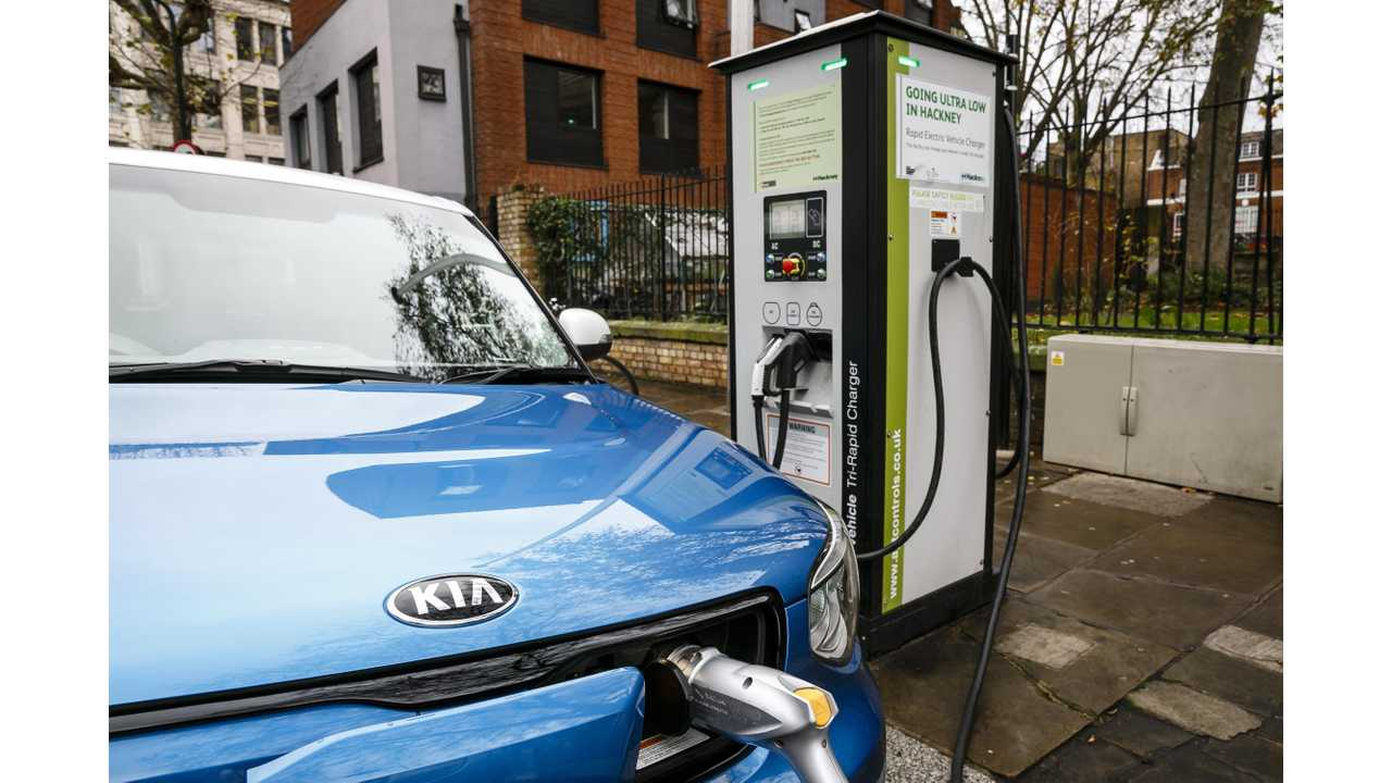 Kia Joins Go Ultra Low Campaign In UK