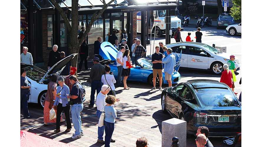 National Drive Electric Week Grows To 170 Events