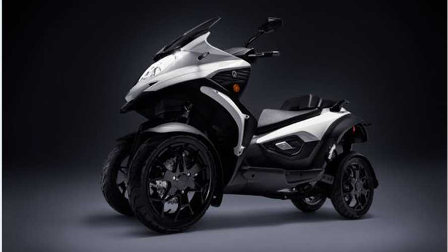 Zero Gives Quadro's Four-Wheeled Scooter An Electric Charge