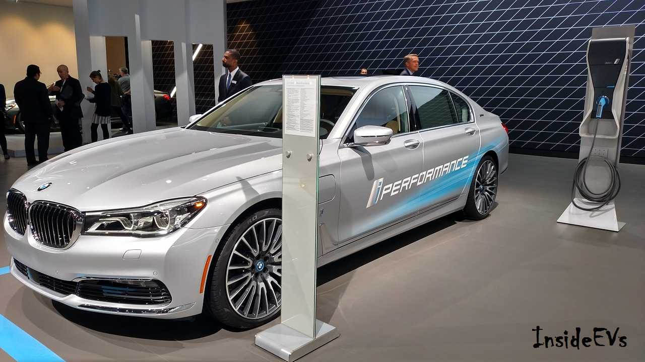 BMW Announces Pricing For 740e In Europe From €91,900 (+ specs)
