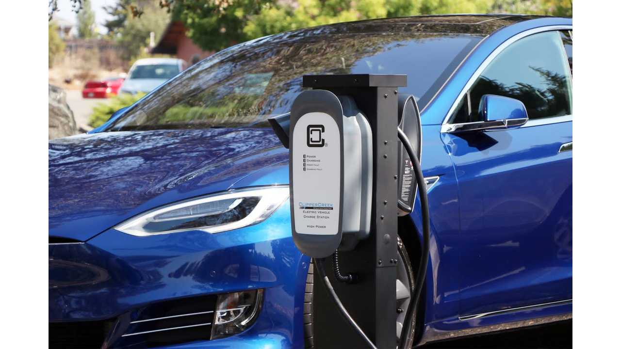 EVSE Maker ClipperCreek Stresses Safety In Choosing A Charging Station - Video