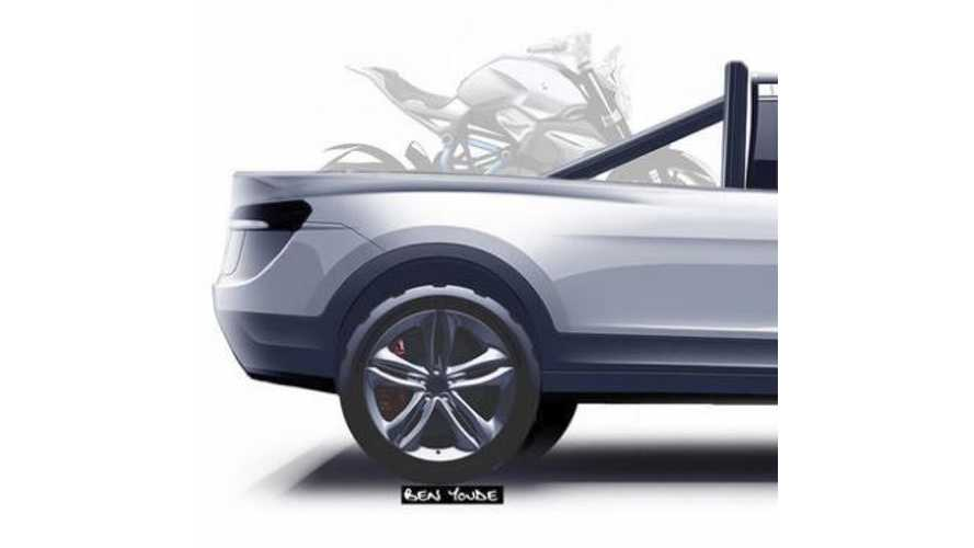 Autocar Renders Tesla Truck, Model 3-Based Crossover