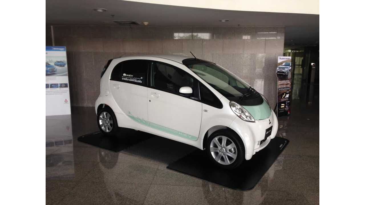 i-MiEV Caught Up In Mitsubishi Fuel Economy/Emissions Scandal Too?