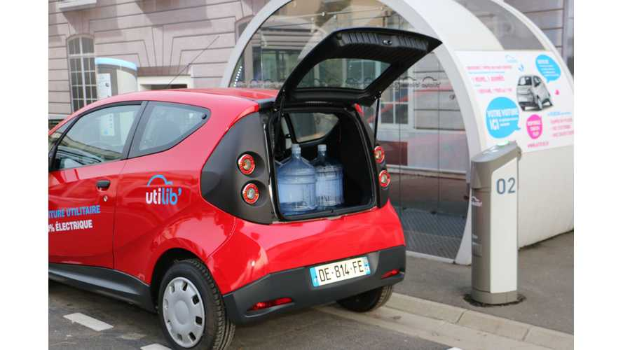 Bollore Expands Autolib By Adding Utilib Variant