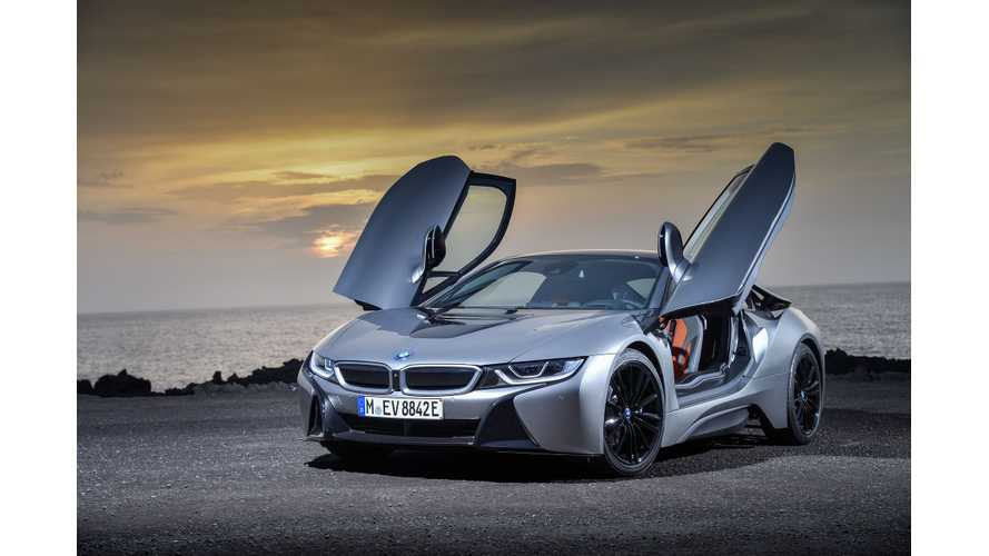BMW i3, i8 Might Die A Slow Death