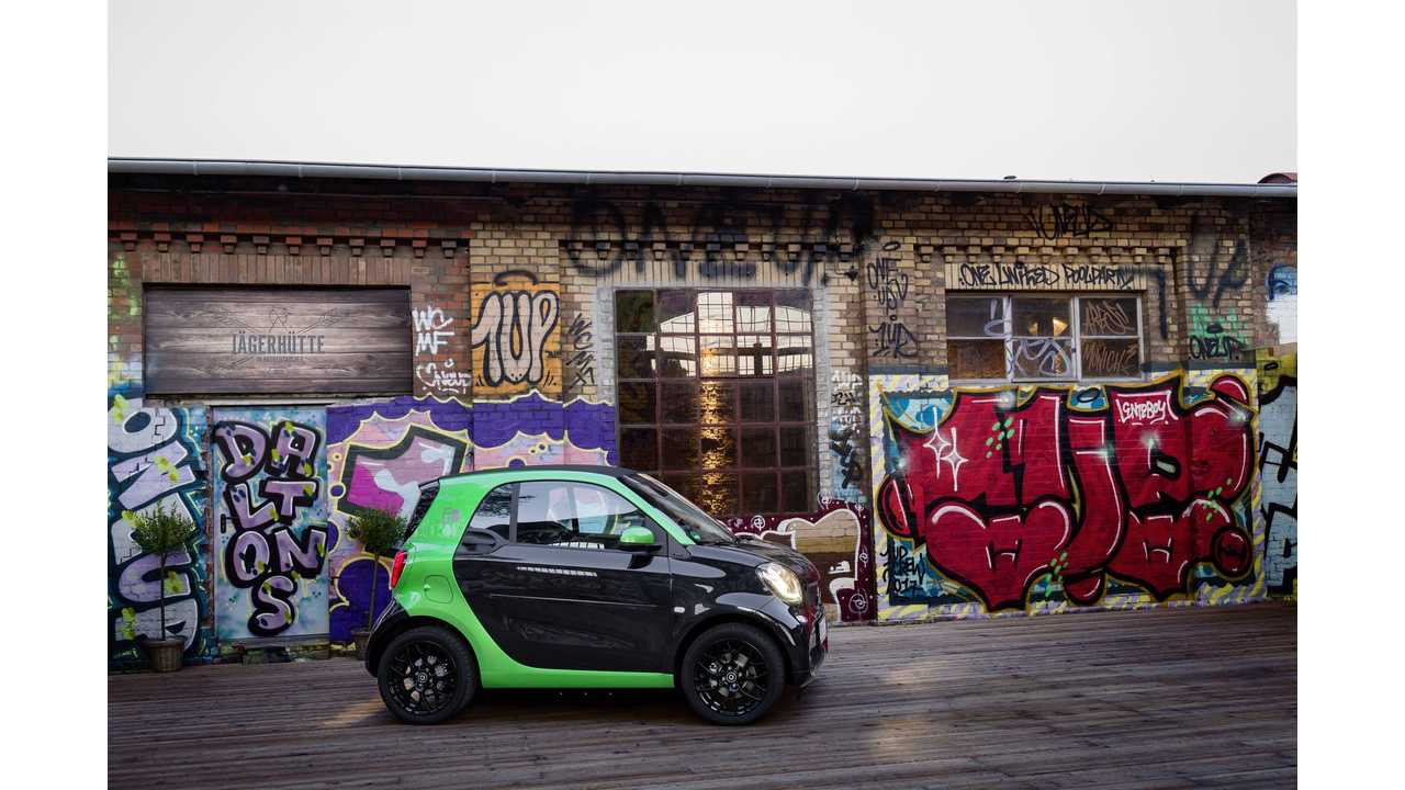 Plug-In Electric Car Sales More Than Doubled In Germany In 2017