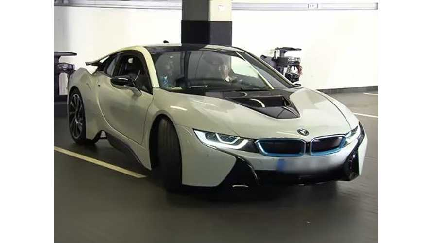 First BMW i8 Deliveries - Video