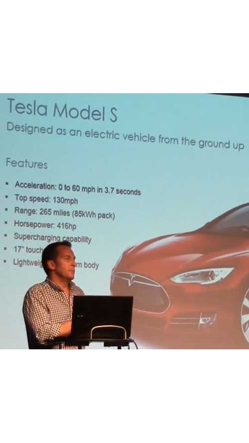 Tesla Model S P85 Sheds Hundreds Of Pounds - Now Zips From 0 To 60 MPH in 3.7 Seconds
