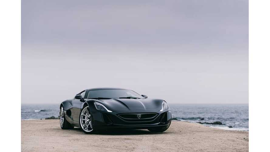 Rimac Says Hammond Crash Was Automaker's Best Marketing Ever