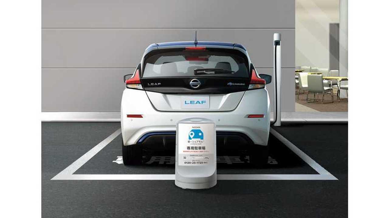 Nissan Teams With Kohnan Shoji To Expand Japan Car-Sharing Service