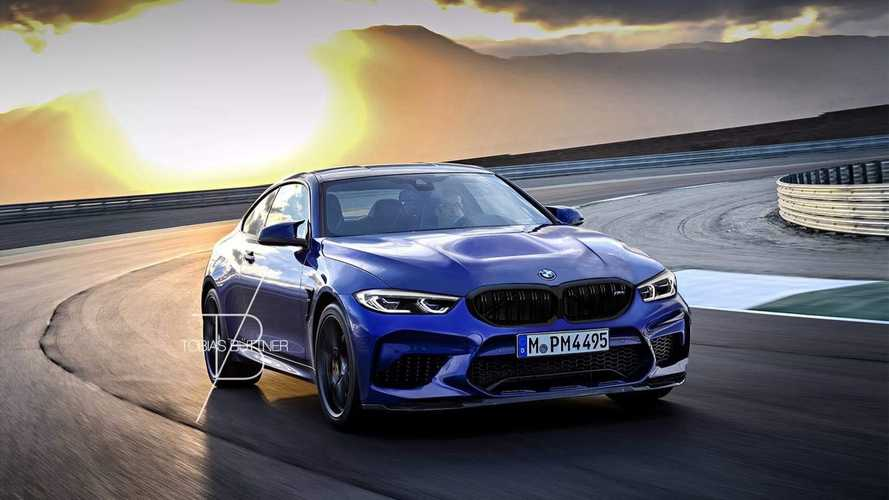 BMW M4 fan rendering gives us hope for the future