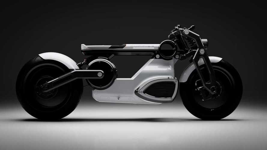 Curtiss firması elektrikli Zeus motosikletinin fiyatını açıkladı