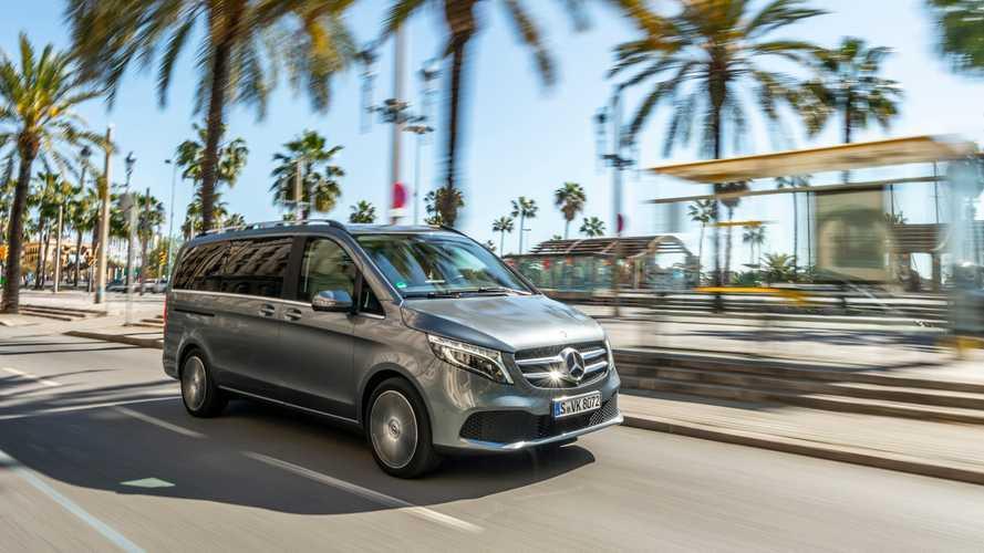 Mercedes-Benz Clase V 2019, probamos el nuevo motor de 239 CV
