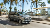 Mercedes-Benz Clase V 2019, primera prueba