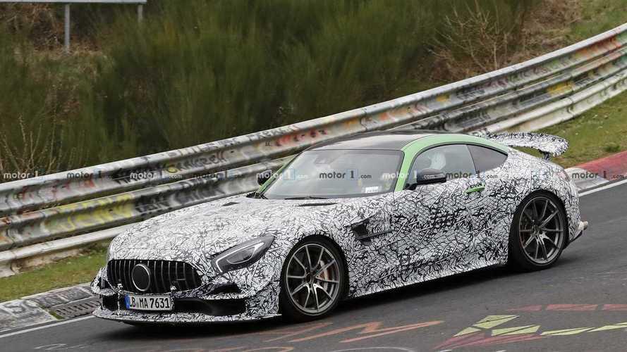 L'arrivée de la Mercedes-AMG GT Black Series est confirmée