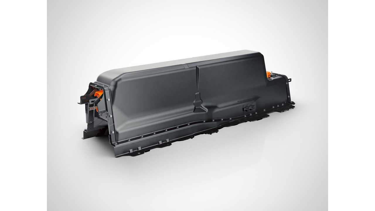 Volvo: T8 Twin Engine Lithium-ion battery