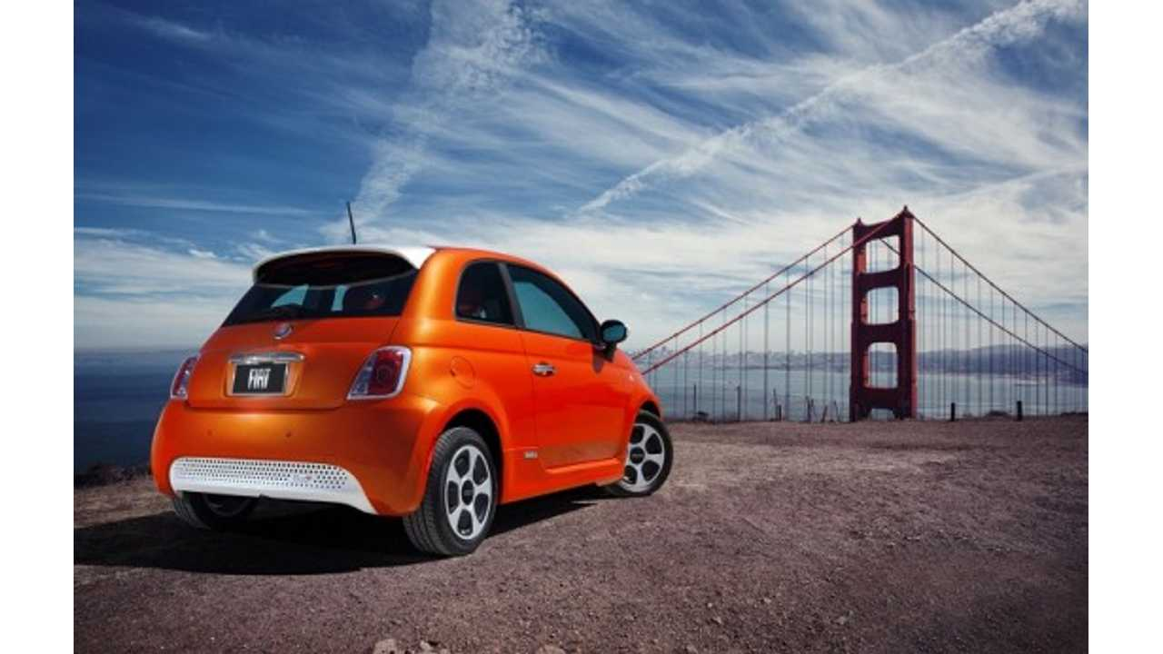 No Fiat EVs Planned For Europe