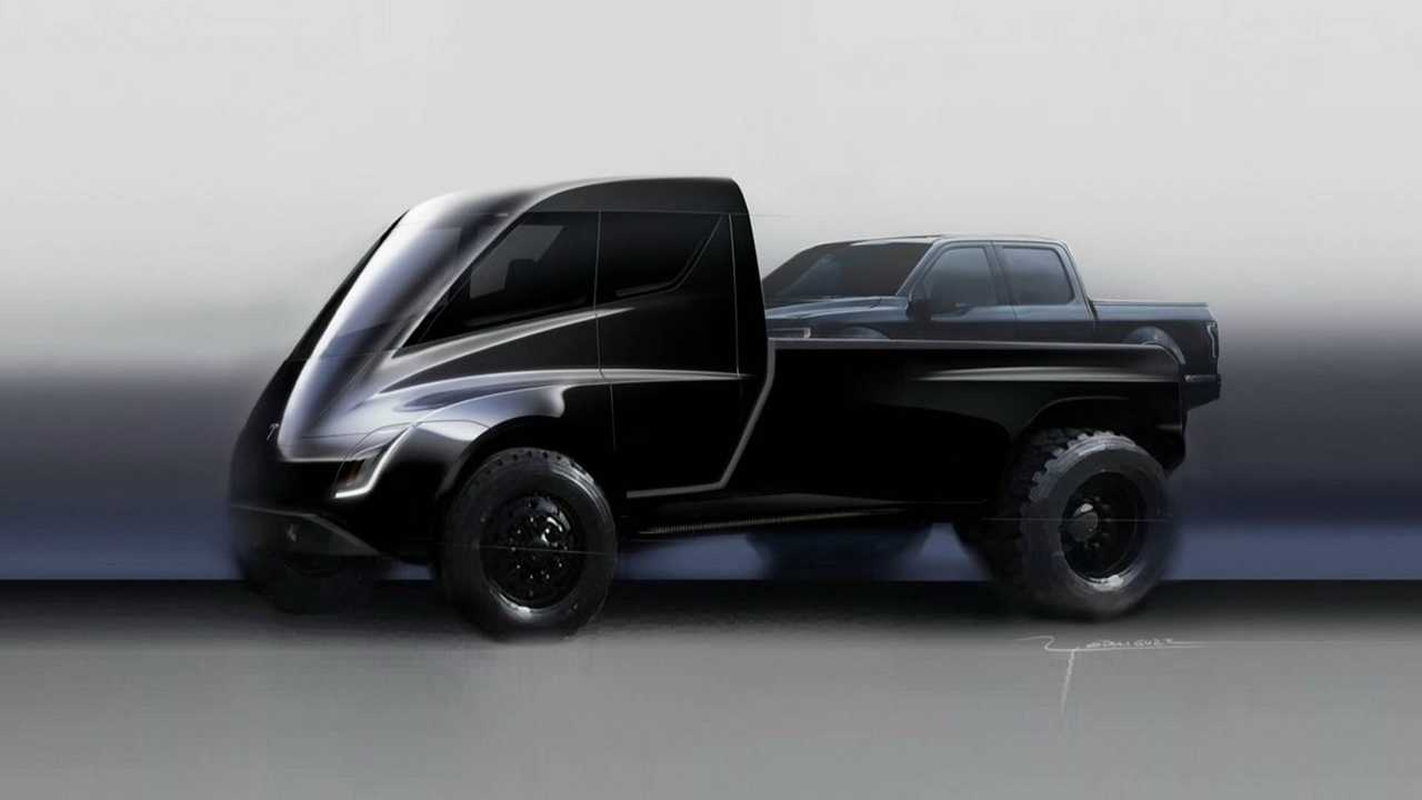 Tesla Pickup Truck Unveiling Set For Later This Year