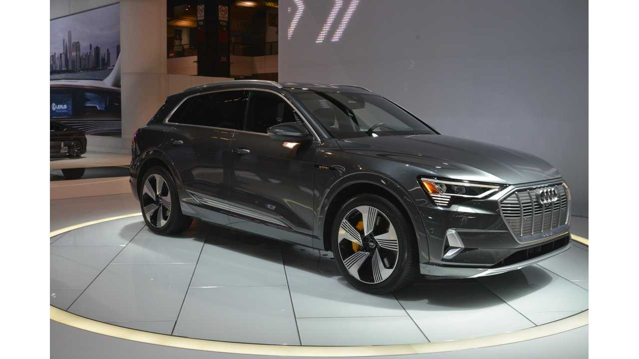 Audi E-Tron Reservations Soar To 20,000: Deliveries Delayed Again