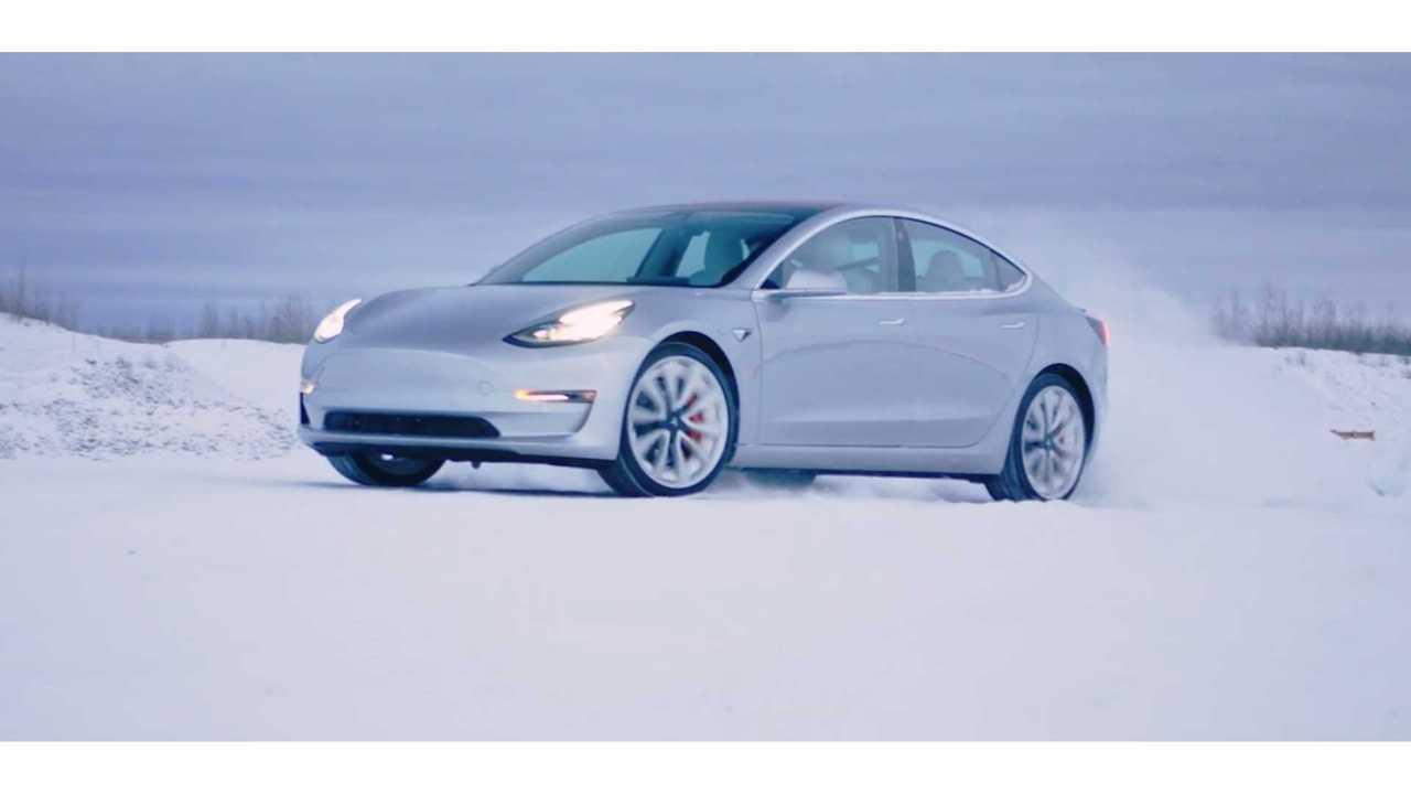 Tesla Model 3 Performance AWD Setup Deemed Rally Game-Changer