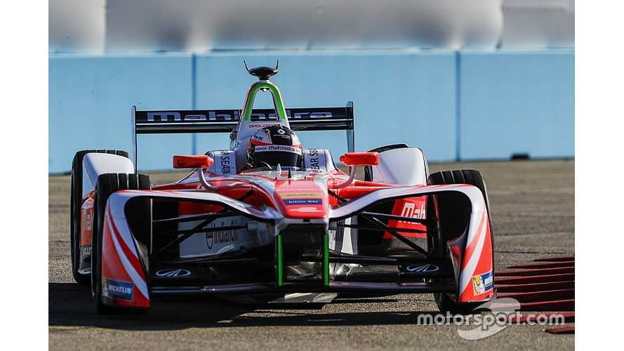 Berlin Formula E ePrix: Rosenqvist Passes di Grassi To Grab First Win