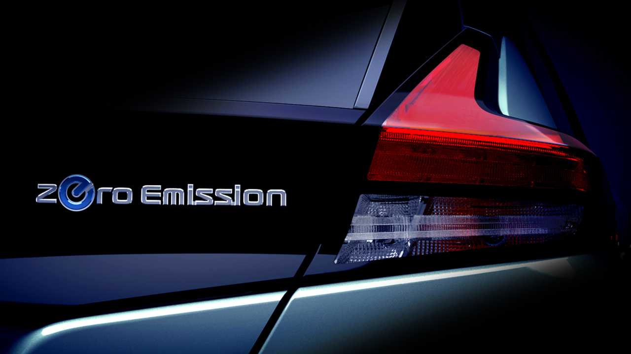 The new Nissan LEAF: Amaze your senses
