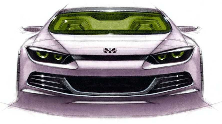 New Volkswagen Scirocco Will Be Sporty Electric Coupe