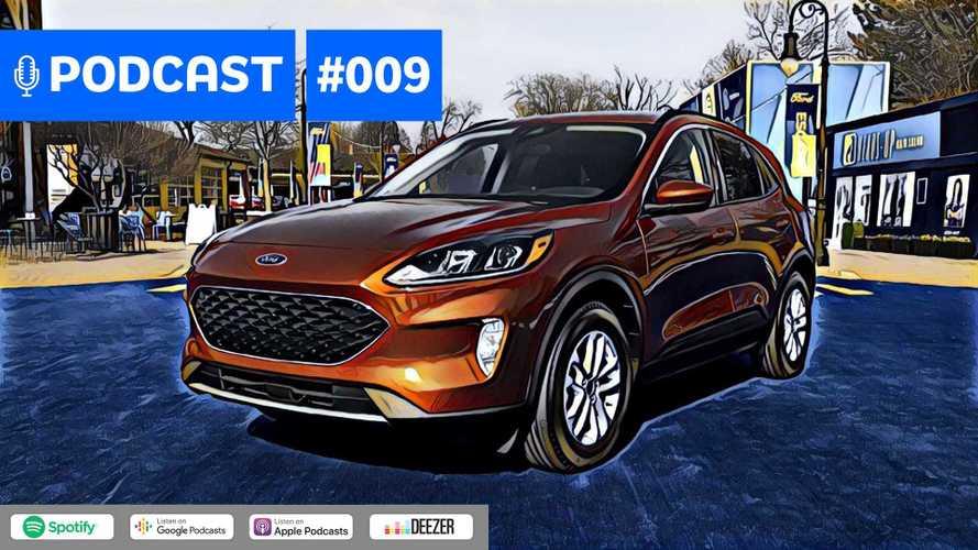 Motor1.com Podcast #9: Novo Ford Escape e o futuro da marca no Brasil