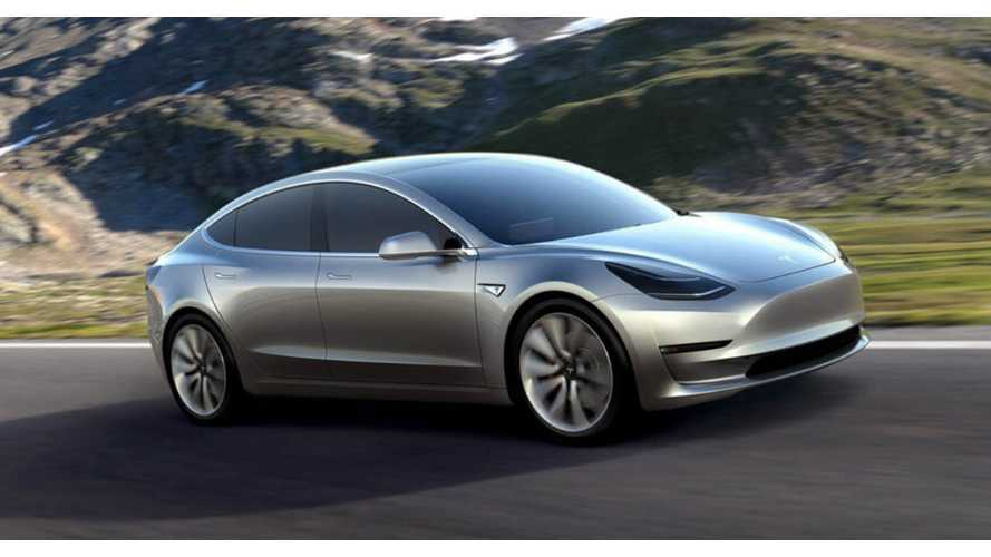 Tesla Model 3 Will Be Capped At 75 kWh, For Now, And Have More Range Than Chevy Bolt
