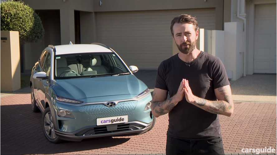 This Hyundai Kona Electric Review Entertains, Educates