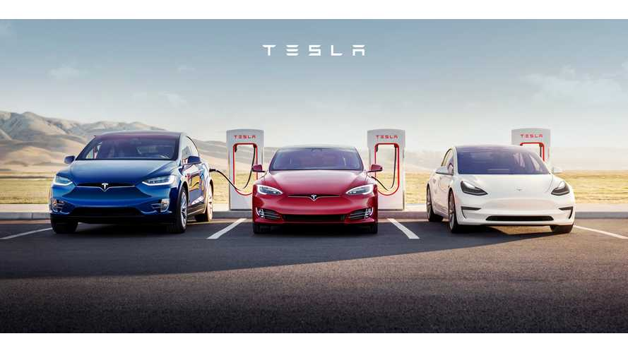 Tesla Teams With Pasadena To Build Huge Fast-Charging Station