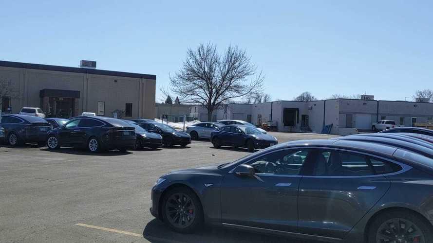Watch Tesla Enhanced Summon In Action: Video