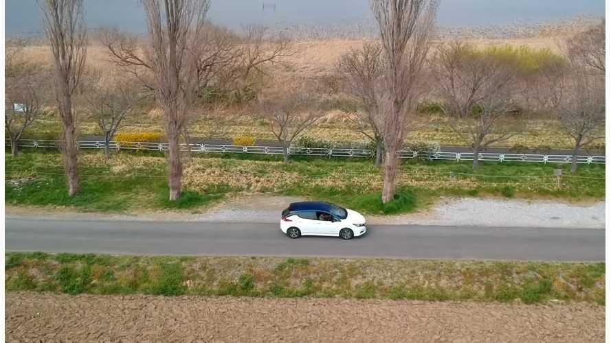 Nissan LEAF e+ Range & Charging Test From Japan: Video