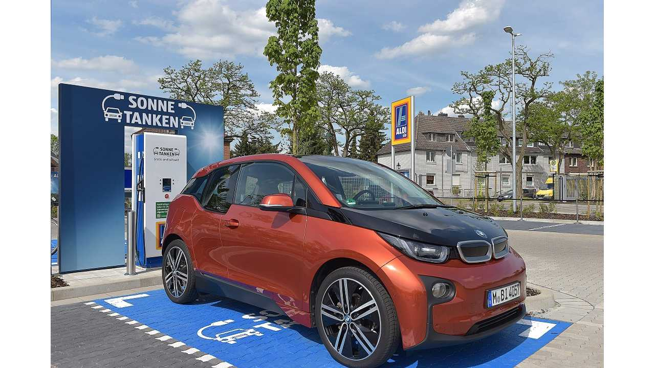 European Union Approves Germany's $319 Million Charging Infrastructure Plan