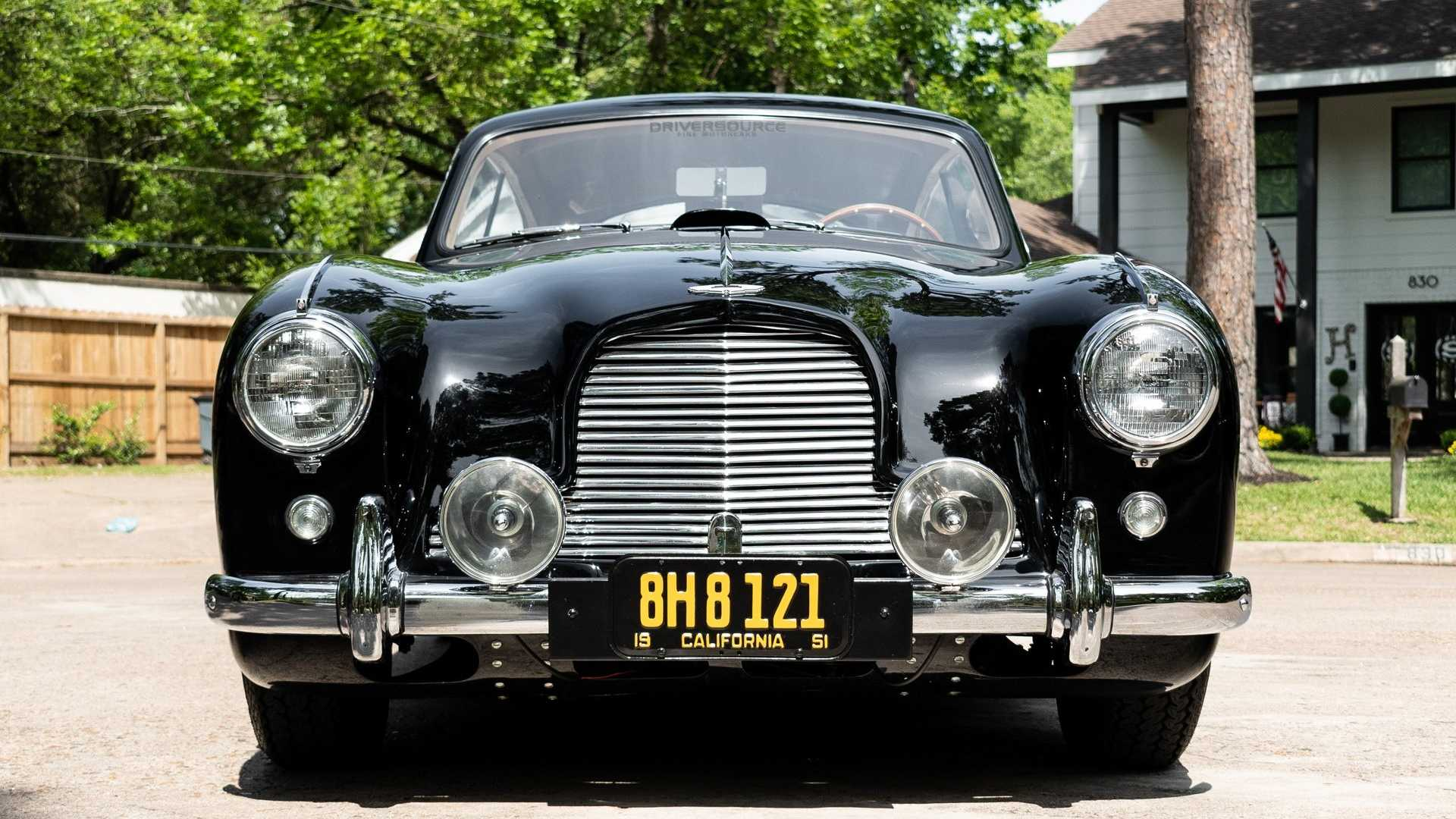 "[""1954 Aston Martin DB2/4 Saloon""]"