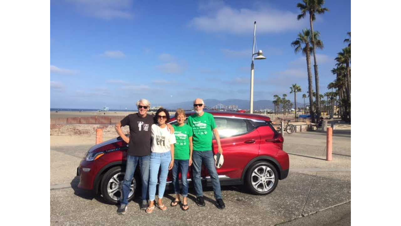 Car Sharing EV Style: It's All the Rage These Days
