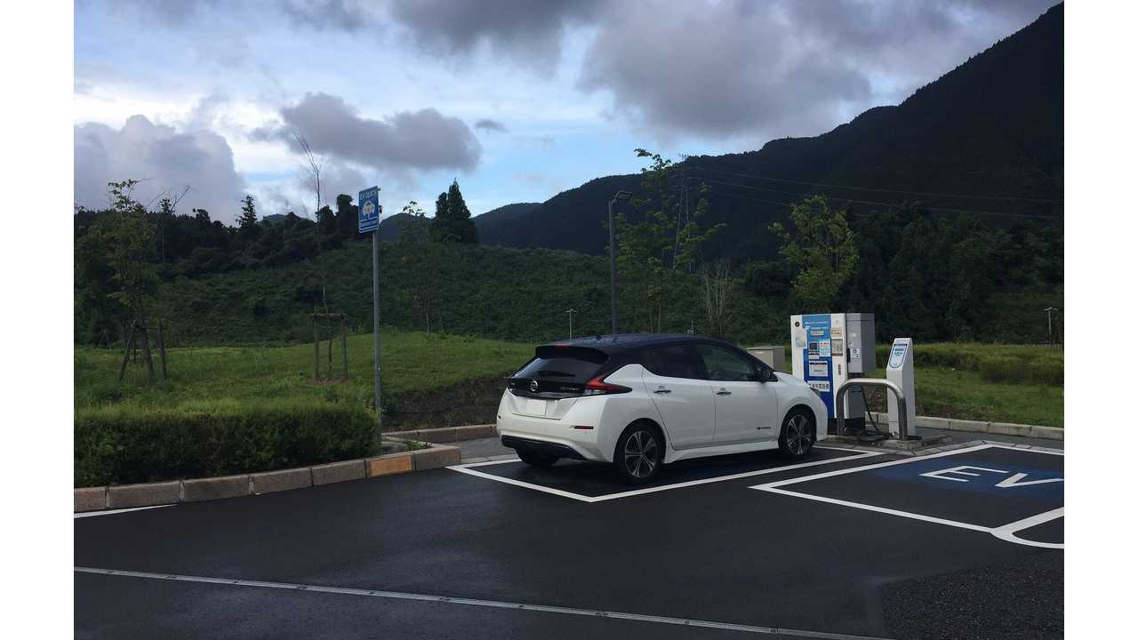 In 7 Months Of 2018, Nissan LEAF Sales Nearly Exceeded All Of 2017 In Japan