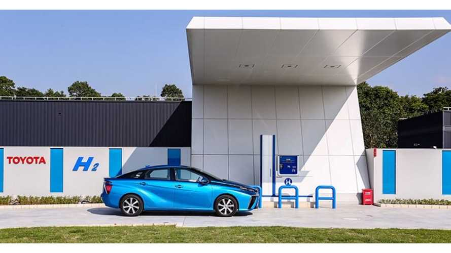 What's The Real Truth About Hydrogen Fuel Cell Vehicles?