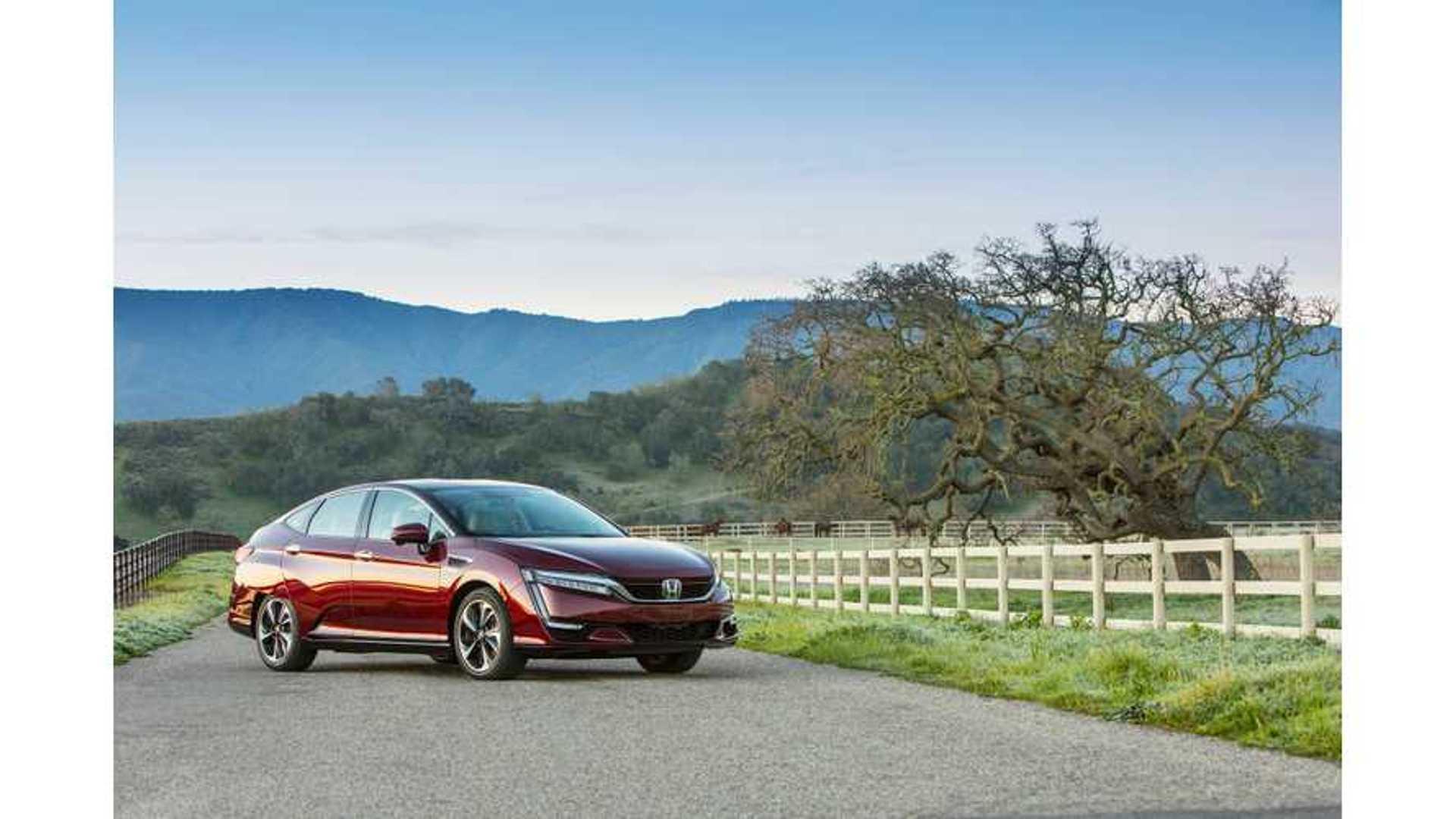 Honda Confident Fuel Cell Vehicles Will Go Mainstream: No Timeline