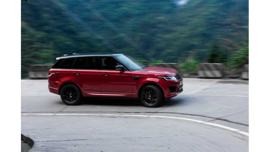 Range Rover P400e Gets A Big Price Tag In U.S.
