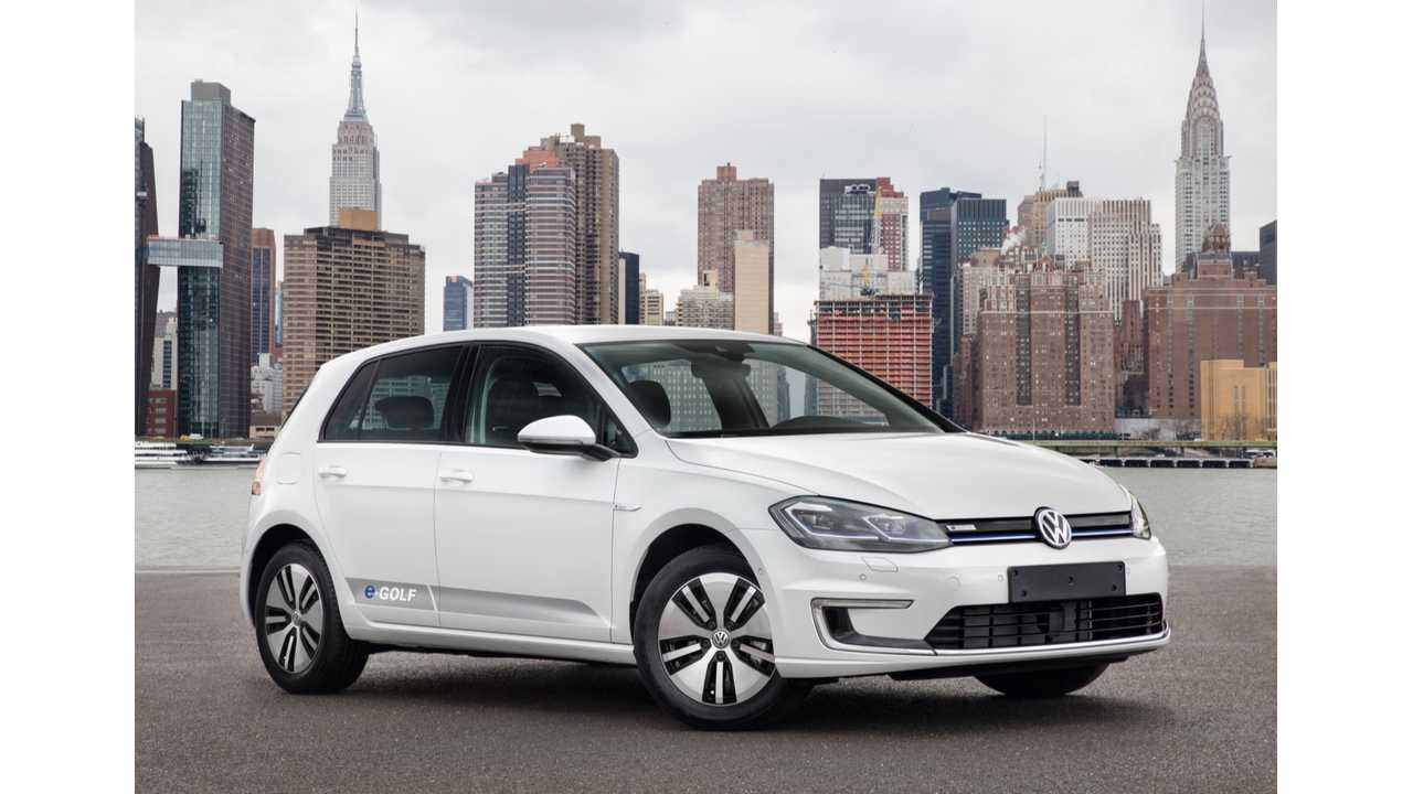 VW Group Faces Large Cadmium Recall Tied To Electric Car Charger