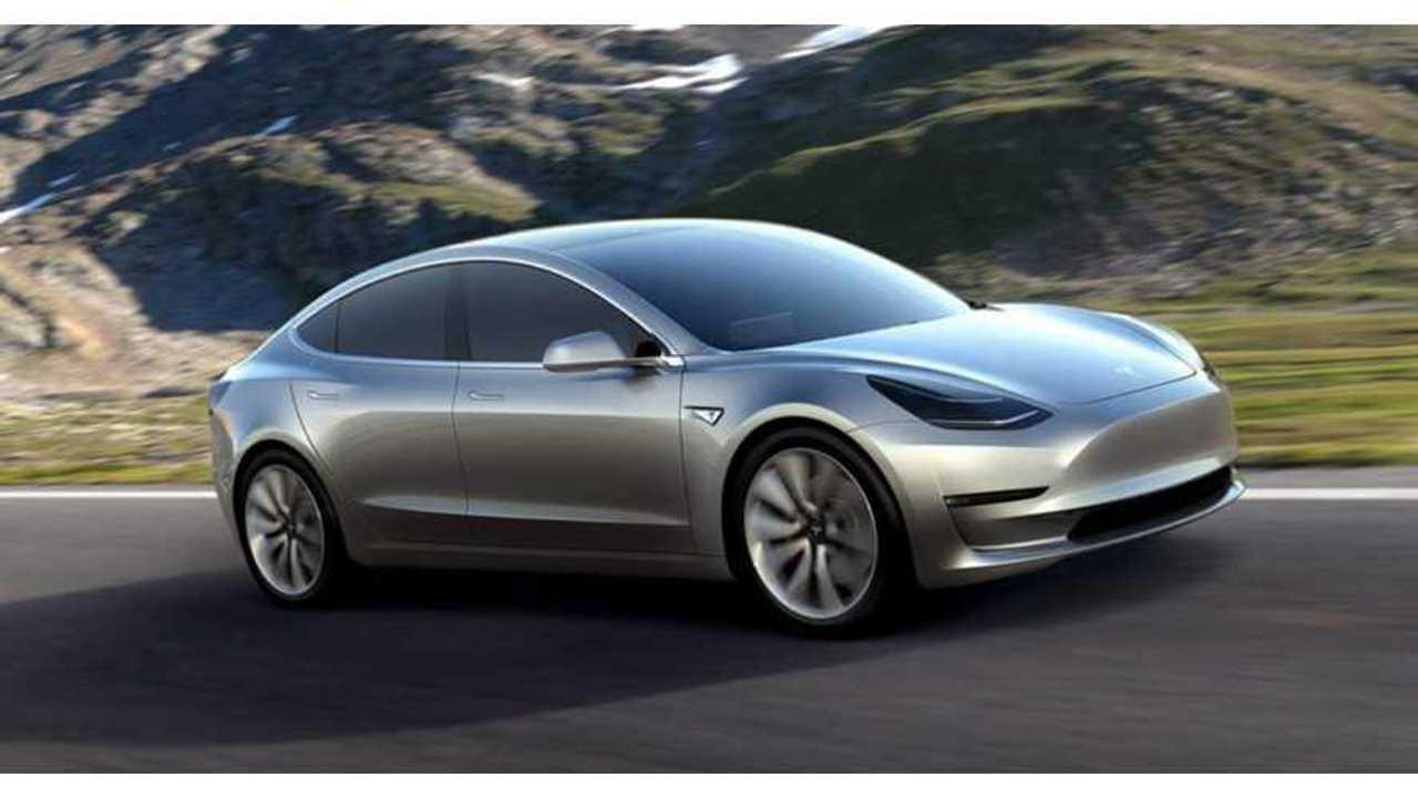 Tesla Model 3 To Have