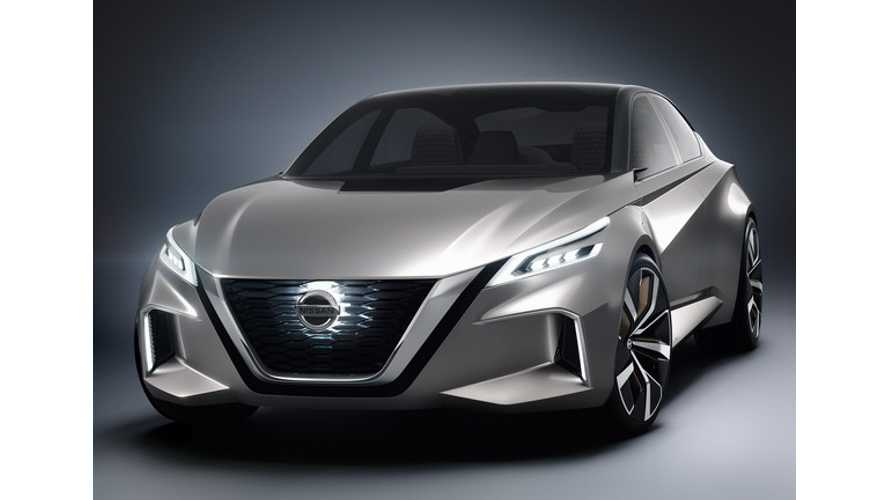 Nissan Exec: Work Underway On Concept That May Become Production Electric Crossover