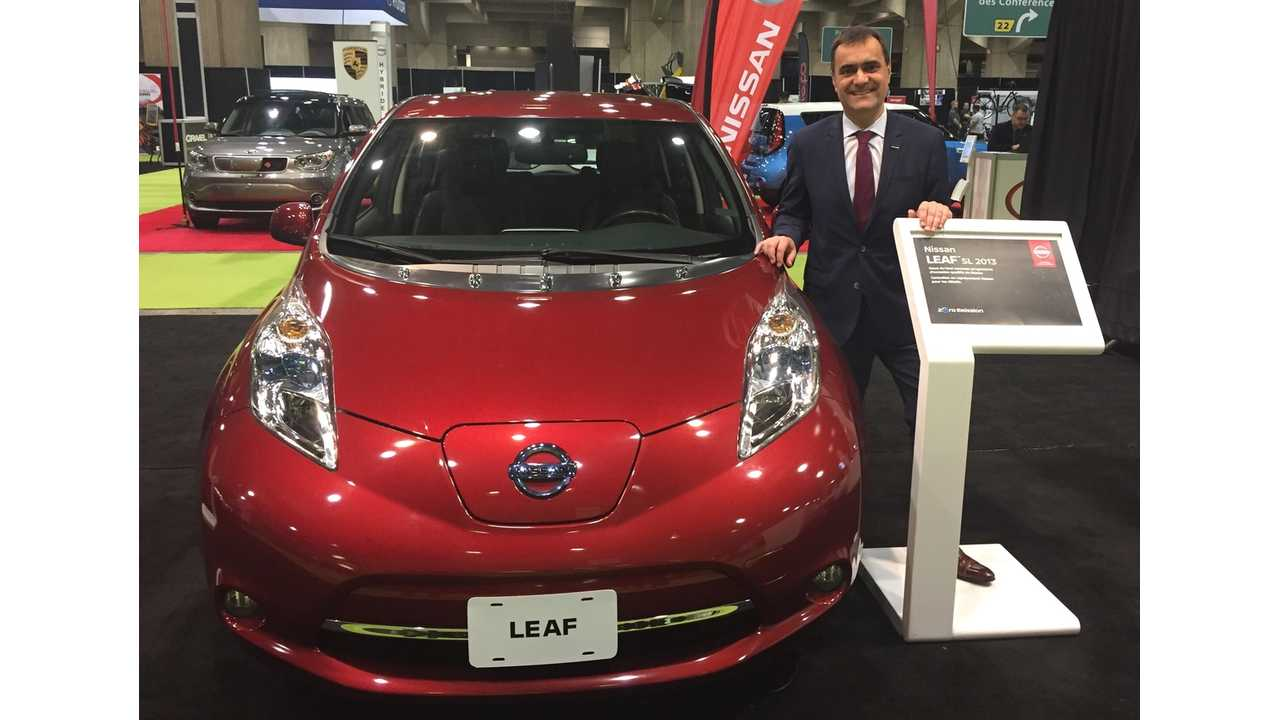 Nissan Launches LEAF Pre-Owned Program In Quebec, $4,000 Rebate Now Applies