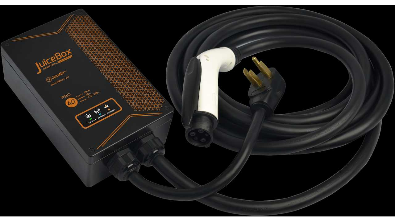 The JuiceBox Pro 40 EVSE now has UL listing